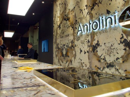 Antolini IMM cologne 2018 – Messevideo